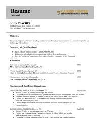 Objective Esl Teacher Resume Teaching Statement Examples Spanish English Science Preschool 1024