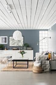 wohnzimmer in grau und weiß mit bild kaufen 12309016