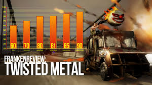 Twisted Metal Sets Game Critic's Skulls Aflame   Kotaku Australia Used Twisted Metal Sweet Tooth Ice Cream Truck Scale Model In North 3bs Toy Hive Twisted Metal Sweet Tooth Review Texas Ice Cream Truck Large Trucks Pinterest Commercial Van My Home Made Formula D Cars Boardgamegeek The Worlds Best Photos Of E3 And Twistedmetal Flickr Mind Ps3 Screenshots Image 7605 New Game Network Robocraft Garage Designing Perfect Cone Wars From Is More Terrifying Real Life Out Now Page 9 Bluray Forum Lego 2 Album On Imgur E3 2011 Sony Media Event Tooths A Photo