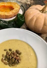 Jamaican Pumpkin Soup Vegan by Soups Archive The Tomato Head