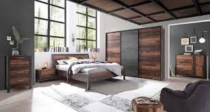 michel schlafzimmer komplettset 2 style dunkel betonoxid günstig möbel küchen büromöbel kaufen froschkönig24