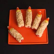 Pinterest Rice Krispie Halloween Treats by Crispy Fingers Food Pinterest Finger Holidays And Halloween