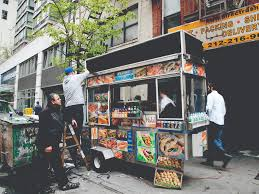 Hot Dog Vendors And Coffee Carts Turn To A Black Market Operating In ... Born Raised Nyc New York Food Trucks Roaming Hunger Finally Get Their Own Calendar Eater Ny This Week In 10step Plan For How To Start A Mobile Truck Business Lavash Handy Top Do List Tammis Travels Milk And Cookies Te Magazine The Morris Grilled Cheese City Face Many Obstacles Youtube Halls Are The Editorial Image Of States