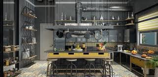 Full Size Of Kitchenamazing Industrial Looking Kitchen Ideas 30 Cool Grunge Interior Designs