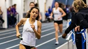 100 Gabrielle Morrison Noland Womens Track Field Loras College