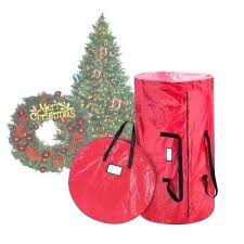 Home Depot Christmas Tree Storage Premium Artificial Rolling