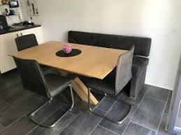 esszimmer mit tisch und sofa garnitur 8teilig