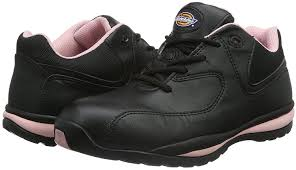 Womens Work And Safety Shoes by Dickies Workhorse Double Knee Jeans Black Dickies Ladies Womens