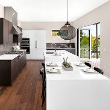 Modern Luxury Model Kitchen Featured1 Six Walls