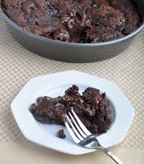Chocolate Pudding Cake REDUCED FAT & 263 Calories Honey Whats