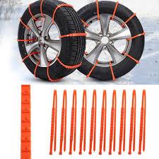 100 Snow Chains For Trucks CarsSuv AUBE Worldwide