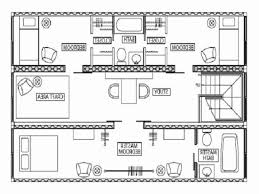 100 Shipping Container Cabin Floor Plans Delightful S House Blueprints