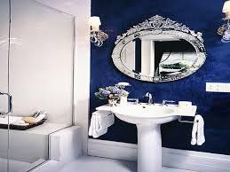 Royal Blue Bathroom Decor by Royal Blue Bathroom Home Design