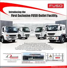 100 Mitsubishi Commercial Trucks The First Exclusive FUSO Outlet Facility Motors