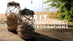 53 Best Neutral Beach Theme by 3 Beach Themed Diy Decorations Youtube