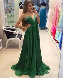 compare prices on simple green formal dresses online shopping buy