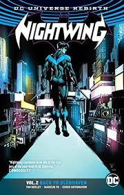 Nightwing Volume 2 Back To Bludhaven By Tim Seeley