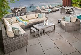 Kirkland Wicker Patio Furniture by Patio Furniture Collections Costco