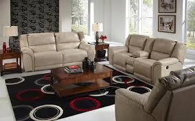 Catnapper Reclining Sofa Set by Power Lay Flat Reclining Console Loveseat With Dual Usb Port By