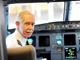 Sully to return to spot of Miracle as Flight 1549 anniversay