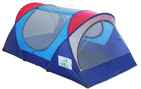 nickel bed tents are designed to fit standard twin sized