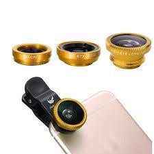 Universal 8x12x Zoom Telescope Clipon Camera Lens For Smartphone