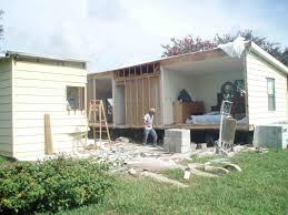 This Mobile Home Was Dismantled And Hauled Away From 1013 Parker Place On The Historic Side