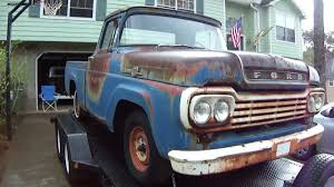 100 1960s Trucks For Sale 1959 D F100 YouTube