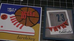 Making Birthday Cards For Men