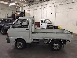 100 Hijet Mini Truck Japanese 1991 Daihatsu Toyota 10k Miles 4x4 At No