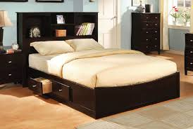 fancy king size platform bed with drawers and headboard 93 about