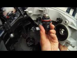how to replace a headlight bulb sponsored by stp