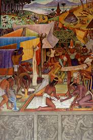 san francisco diego rivera murals diego rivera mural in the national palace mexico city diego