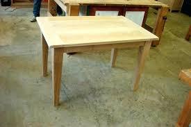 table en bois de cuisine modele de table de cuisine en bois table a manger diy palettes en
