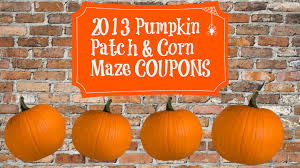 Southern Ohio Pumpkin Patches by Coupons For Pumpkin Patches Corn Mazes U0026 Fall Activities Usa