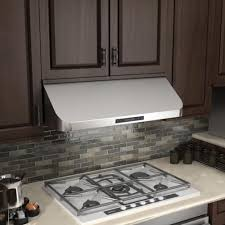 Ductless Under Cabinet Range Hood by Kitchen Designed For Easy Cleaning With Under Cabinet Range Hood