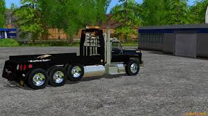 Ford Semi Truck V1.0 For FS 2015 » Download Game Mods | ETS 2 | ATS ... 1982 Ford Ltl 9000 Semi Truck Item J4880 Sold July 14 C Coe Clt9000 Semi Truck Youtube Rc Adventures Aeromax 114th 6x4 Hauling Excavator Low Tow The Uks Ultimate Slamd Mag F350 Super Duty Takes On A Grizzled 1993 Ltl9000 Tri Axle For Sale Sold At Auction May Motley Minnesota April 27 2018 Old Cab Aero New Commercial Trucks Find The Best Pickup Chassis Single Photo Flickriver 1972 Wt9000 Tractor Ccinnati Chapter Of Th Flickr Sterling 9719 Stewart Farms Mi