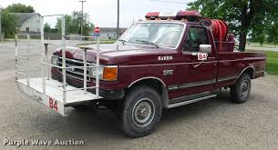 1989 Ford F250 HD XLT Lariat Fire Truck | Item CA9550 | SOLD... 2015 Kme Brush Truck To Dudley Fd Bulldog Fire Apparatus Blog Ford To Restart Production Of F150 Super Duty After Fortune Murphy Tx Allnew F550 4x4 Mini Pumper Youtube Top 9 Cop Cars Trucks And Ambulances At Woodward 2017 Motor 1963 Cseries Fire Truck With A Pitma Flickr New Deliveries Deep South F 1975 Photo Gallery 1972 66 Firewalker Skeeter