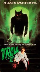 Ernest Saves Halloween Troll by The Drew Reviews 31 Days Of Drew 2 Day 3 Troll 2