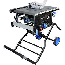 Kobalt 7 Wet Tile Saw With Stand by Delta 36 6020 Portable Table Saw With Stand