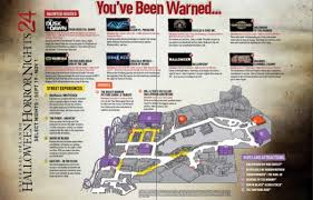 Halloween Horror Nights Promotion Code 2015 by Halloween Horror Nights Map Revealed Themeparkhipster