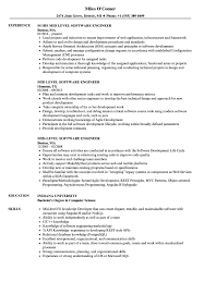 Mid-level Software Engineer Resume Samples | Velvet Jobs Cover Letter Software Developer Sample Elegant How Is My Resume Rumes Resume Template Free 25 Software Senior Engineer Plusradioinfo Writing Service To Write A Great Intern Samples Velvet Jobs New Best Junior Net Get You Hired Top 8 Junior Engineer Samples Guide 12 Word Pdf 2019 Graduate Cv Eeering Graduating In May Never Hear Back From