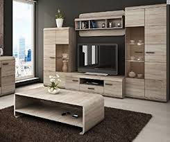 Spectacular Inspiration Living Room Packages With Tv 4 LUKA Modern Set TV Table Entertainment Unit Stand