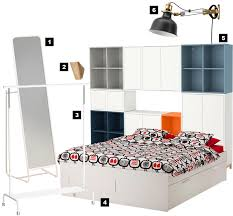 chambre de 9m2 comment aménager une chambre de 9m à petit prix avec ikea
