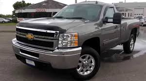 100 2013 Chevy Trucks Chevrolet Silverado 2500HD Reg Cab Boyer Pickering Certified