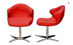 100 Ligne Roset Alster Chairs A Pair