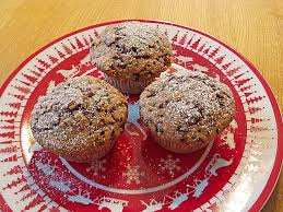 weihnachts muffins mit spekulatiusgewürz