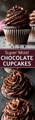 Here Are The Best Homemade Chocolate Cupcakes Moist Rich Soft And So