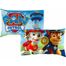 Paw Patrol Puppy Hero Bed in Bag Bedding Set Walmart