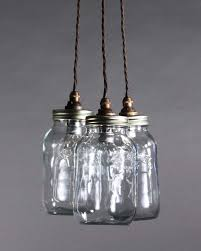 Mason Jar Pendant Ceiling Lights Vintage Retro Lighting